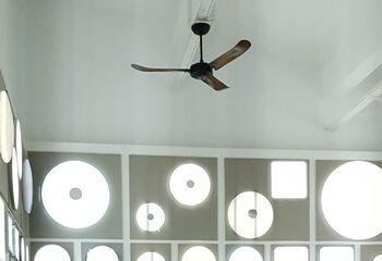 EGLO ventilátoros lámpa